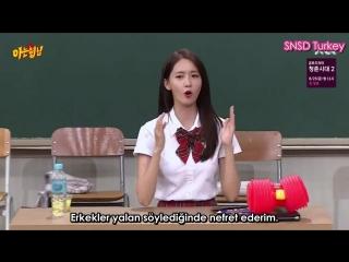 Girls' Generation - Knowing Brothers Bölüm 2 (Türkçe Altyazılı)