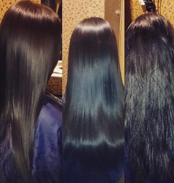 Все о кератиновом выпрямлении волос отзывы мастеров