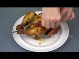 Возьмите крахмал и специи, замаринуйте курочку – вам понравится этот Рецепт!~ Умная Кухня ~