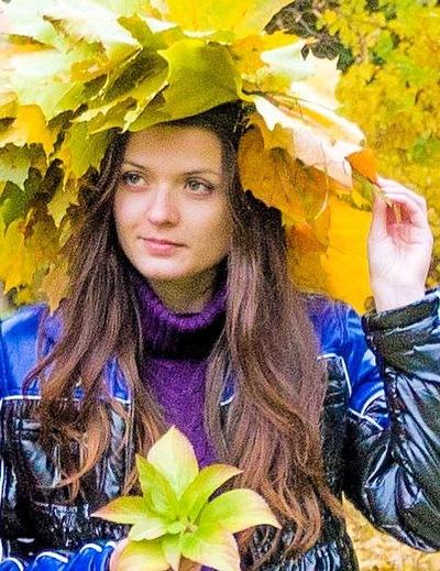 Анастасія Морозовська, 21 апреля 1991, Хмельницкий, id41539162