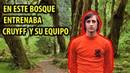 En el Bosque Así entrenaba Johan Cruyff en el Ajax