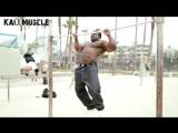 PRISON BAR WORKOUT - Kali Muscle