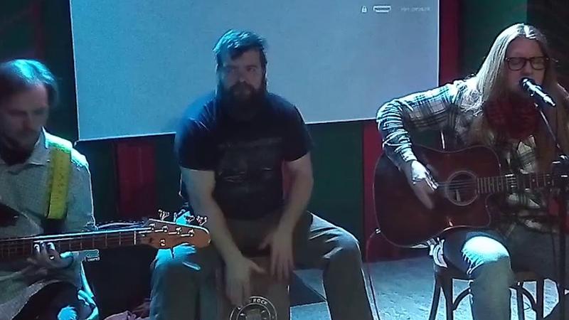 Зарубежный рок Lope Песни гр Nirvana Паб Декабрист 14 02 19