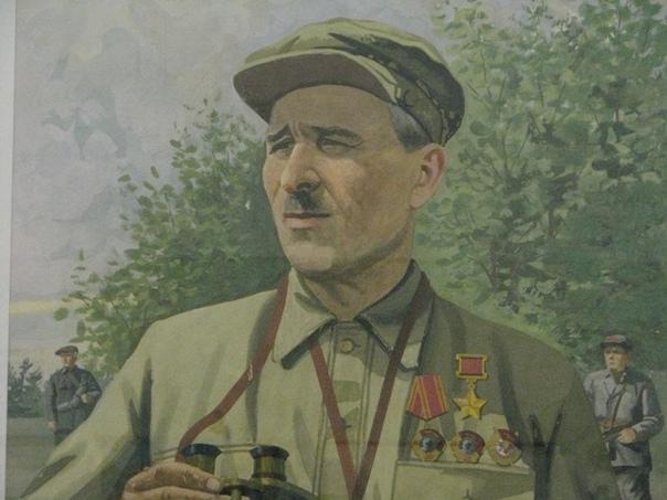 Герои-партизаны Великой Отечественной Войны