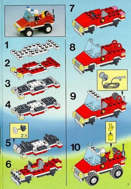 Lego инструкции в сообществе