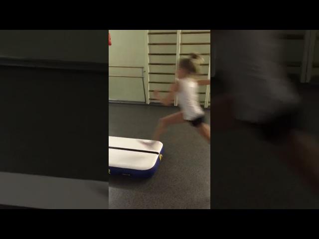 Надувная акробатическая дорожка TimeTrial AIR