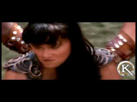 Xena Music Video Fighter