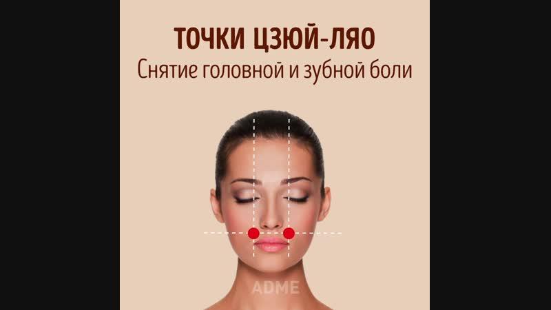 Быстрое избавление от головной и зубной боли