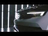 Opel GT X Experimental смелое видение будущего Opel