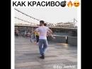 Лезгинка парень с девушкой так красиво танцуют
