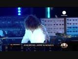Jean-Michel Jarre - Live in Monaco (The whole concert)-2011