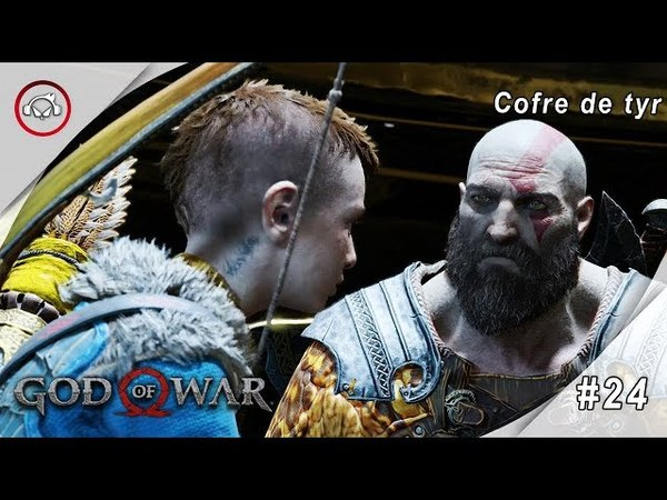 God of War, Cofre de tyr Gameplay 24 PT-BR