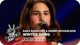 Sara Bareilles &amp Ingrid Michaelson - Winter Song (Friederike) The Voice Kids 2018 SAT.1