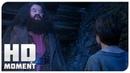 Хагрид пришел за Гарри - Гарри Поттер и философский камень 2002 - Момент из фильма