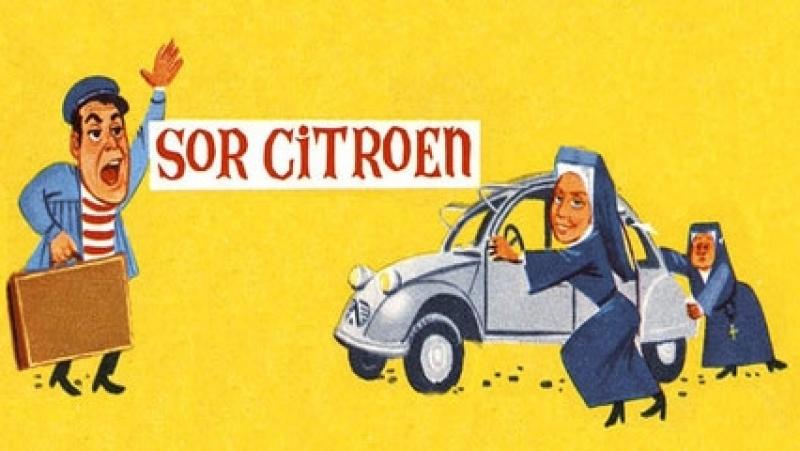 Cine español Sor Citroen 1967 2