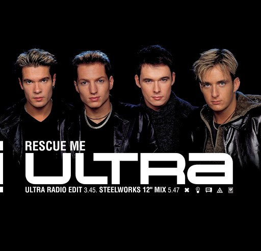 Ultra альбом Rescue Me