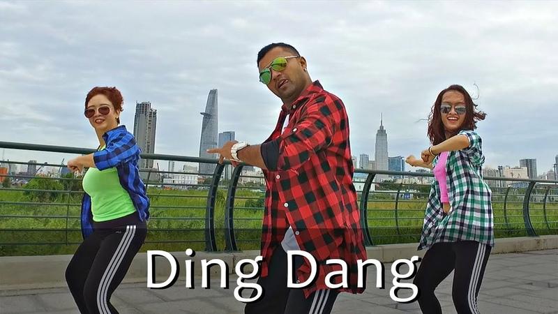 Ding Dang | Tiger Shroff, Nidhhi Agerwal | SK Choreography