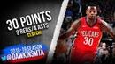 Julius Randle Full Highlights 2019.03.18 Mavs vs Pelicans - 30 Pts, 9 Rebs, 4 Asts! | FreeDawkins
