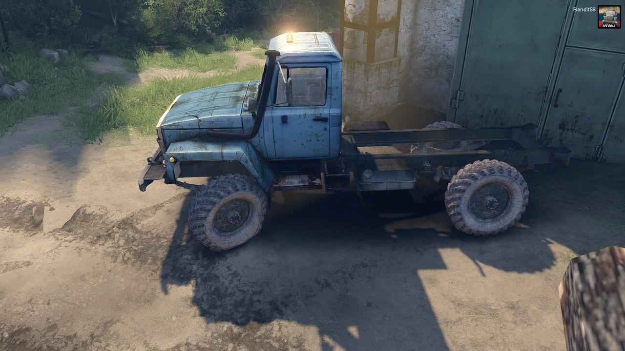 ГАЗ 3308 для SpinTires  _kwZ5RmrXFg