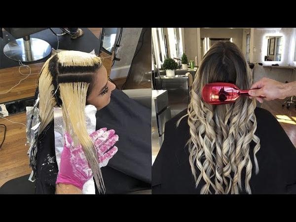 気持ちいい !💇💇💇 海外のトップヘアアーティストによるヘアアレ