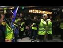 Gilets jaunes : un flasmob contre la vente d'Aéroports de Paris