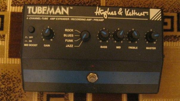 Hughes and Kettner Tube Man MK