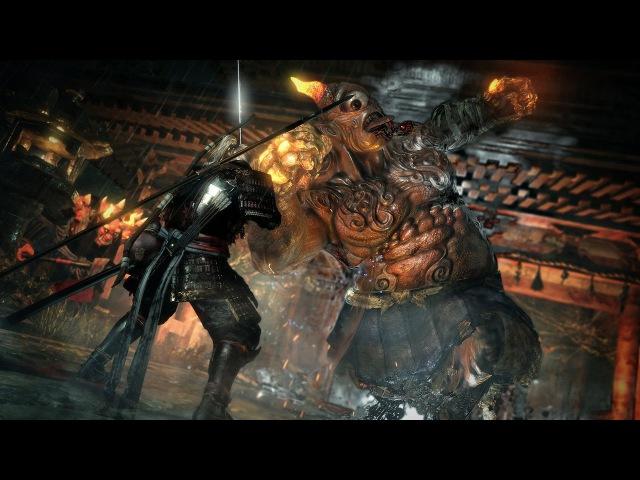 NIOH - Японский Dark Souls про самураев [PS4]