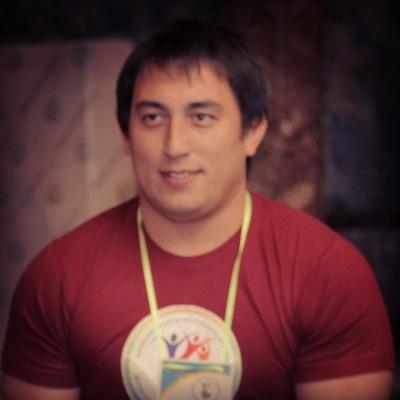 Габит Кусаинов, 26 декабря 1986, Екатеринбург, id4349551