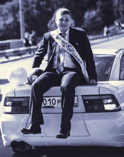 Сергей Попов, 30 сентября 1988, Санкт-Петербург, id2626166