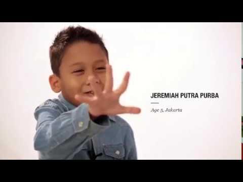 Belajar Bahasa Inggris TK - Testimonial Jeremiah Putra Purba