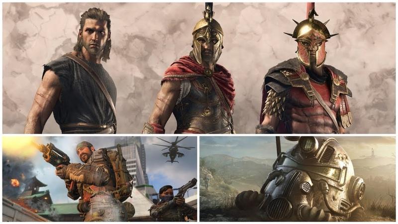 В Assassin's Creed Odyssey за вами будет охотиться Герпес Игровые новости
