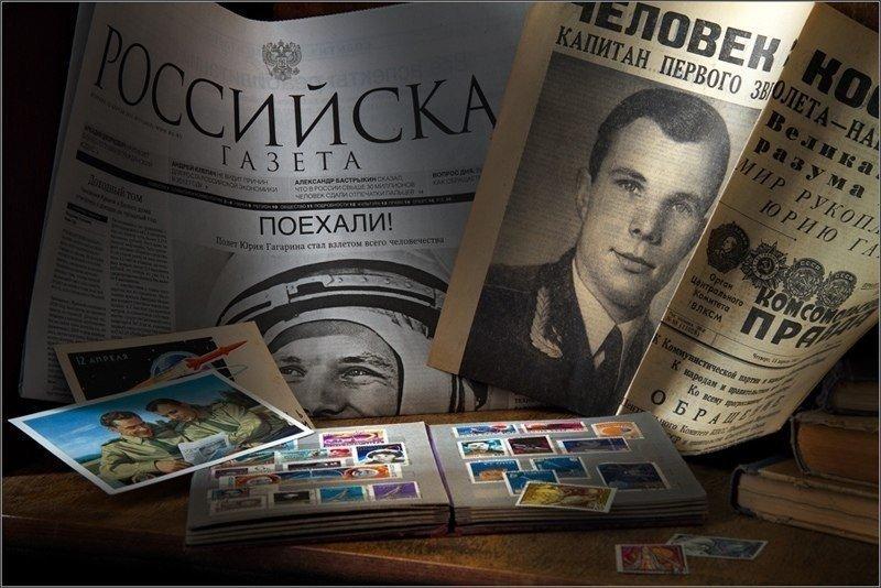 СССР в натюрмортах Александра Сенникова