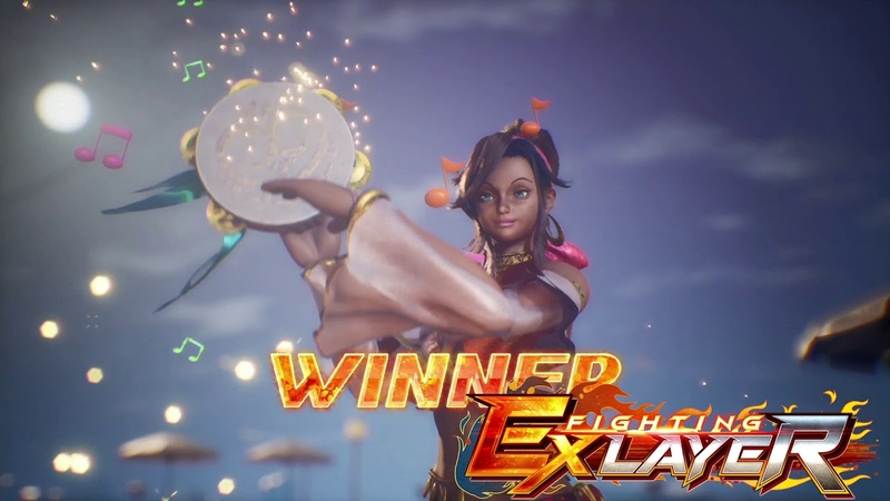 PS4 - Fighting EX Layer