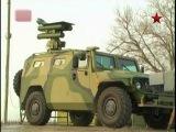 Противотанковый ракетный комплекс «Корнет».