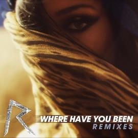 Rihanna альбом Where Have You Been