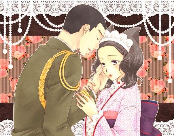 аниме девушка по имени закуро: