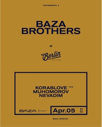 Baza Brothers at Cafe Berlin apr. 5 2014
