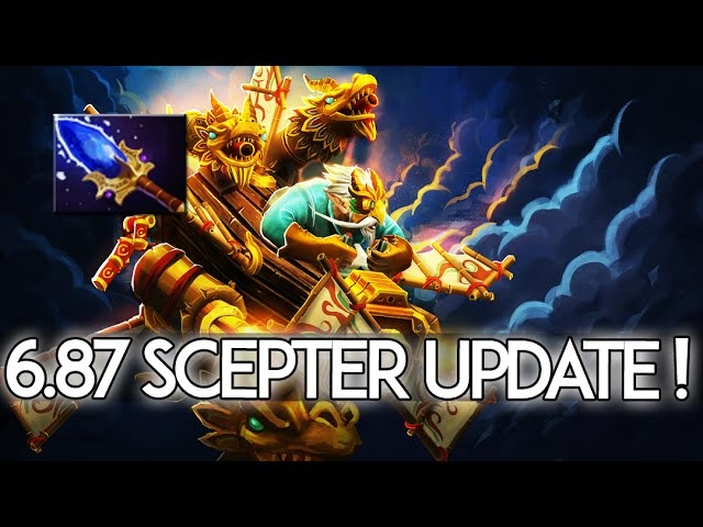 6.87 Patch Changes Dota 2 - Gyrocopter Aghanim's Scepter Rework!