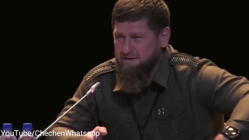 Кадыров наехал на Мутко