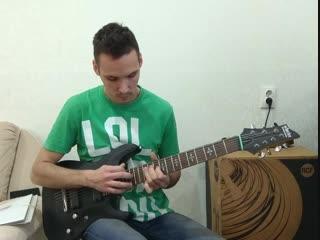 Дмитрий Ночевный - Rock Ballad in Dm
