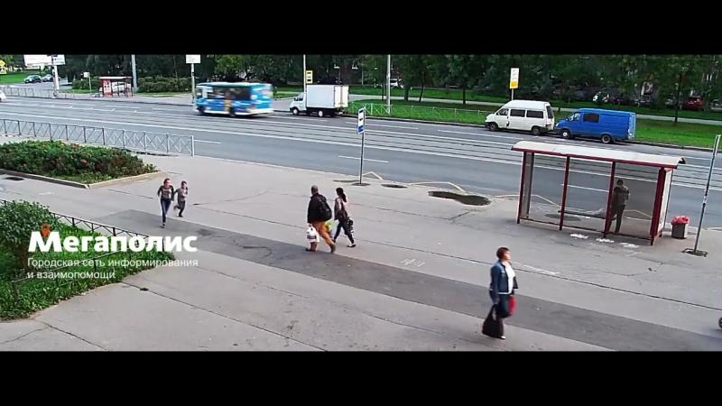 Смертельное ДТП в Петербурге с маршрутным такси.