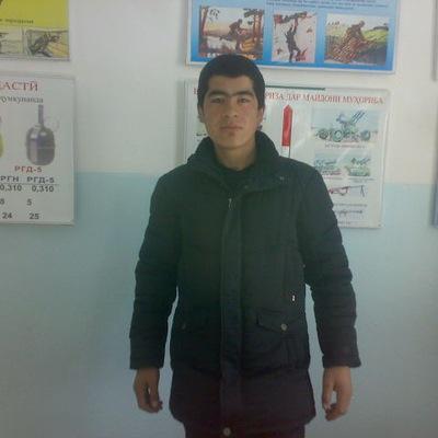 Sherzod Orifjonov, 3 октября , Одесса, id220137424