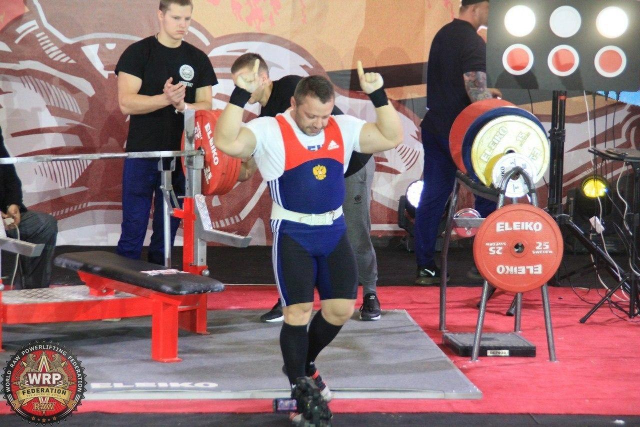 Таганрогский спортсмен Олег Перепеченов установил новый мировой рекорд