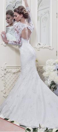 Каталог свадебных платьев с контакта