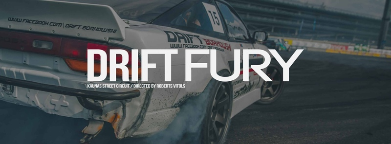 DRIFT FURY