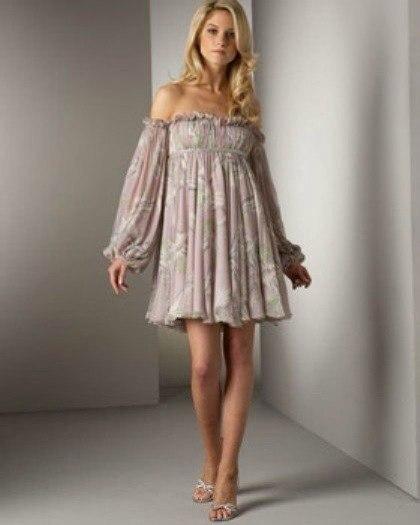 Как сшить на скорую руку платье