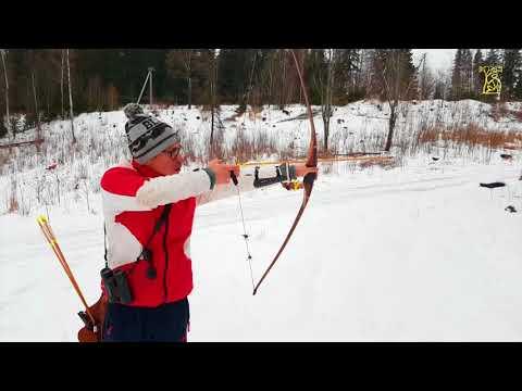 Подготовка к охоте с традиционным луком | Ч.5 | Турнир по 3D стрельбе из лука