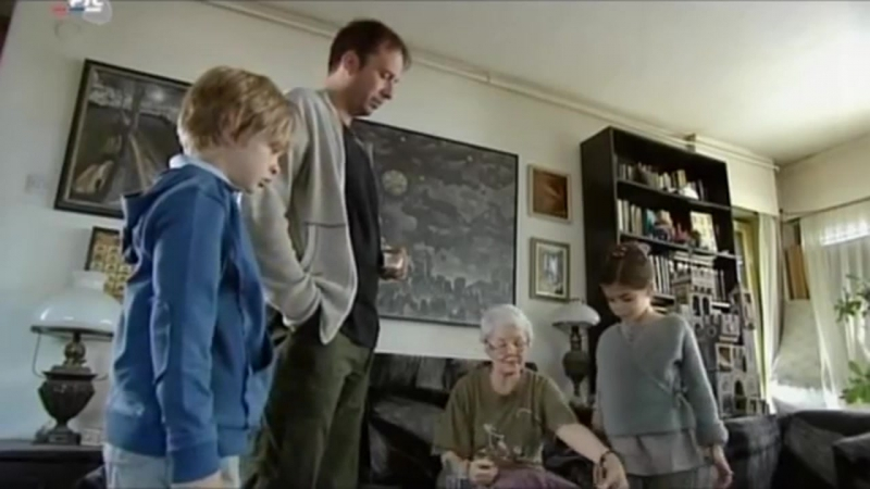 Принц из бумаг / Princ od papira (2007) (драма, приключения, семейный)