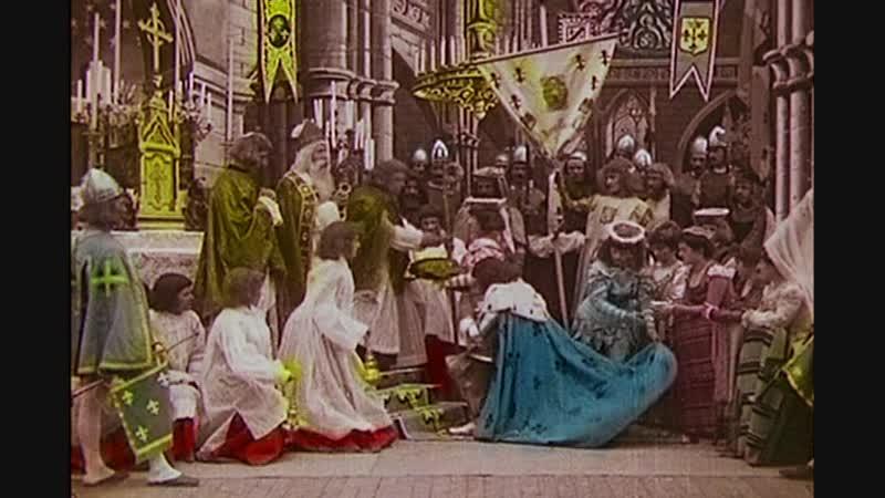 Жанна ДАрк Joan of Arc Jeanne dArc 1900