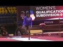 Simone Biles - Vault 2 - 2018 World Championships - Qualifying